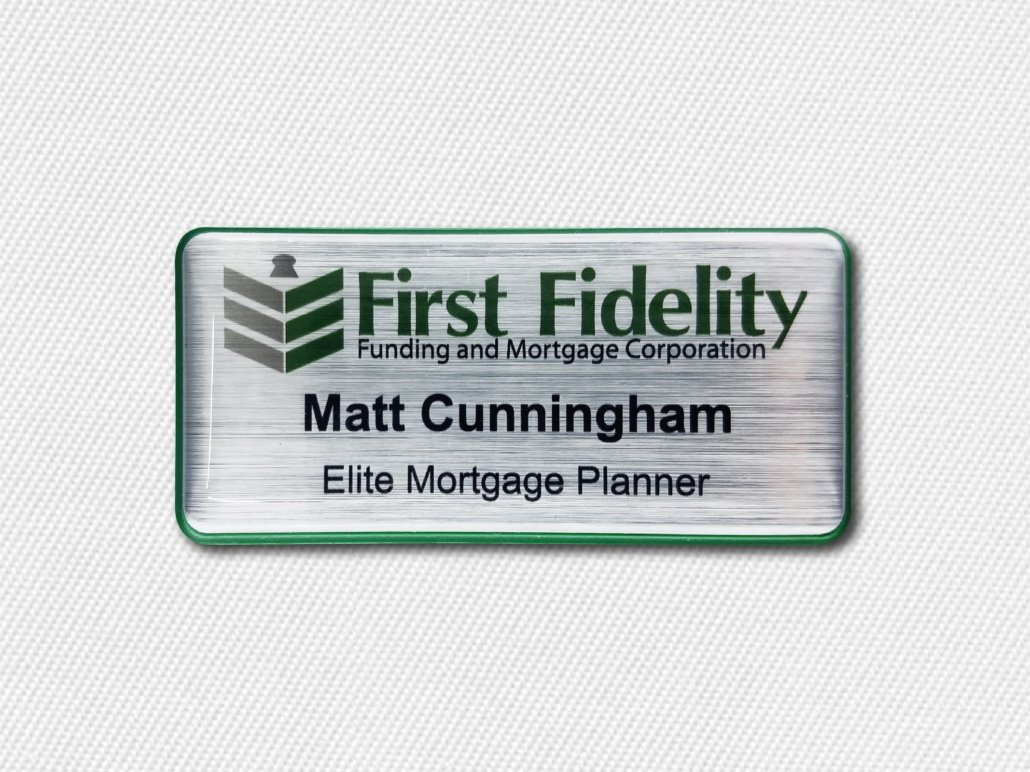 Benefits of Magnetic Name Badge Holders