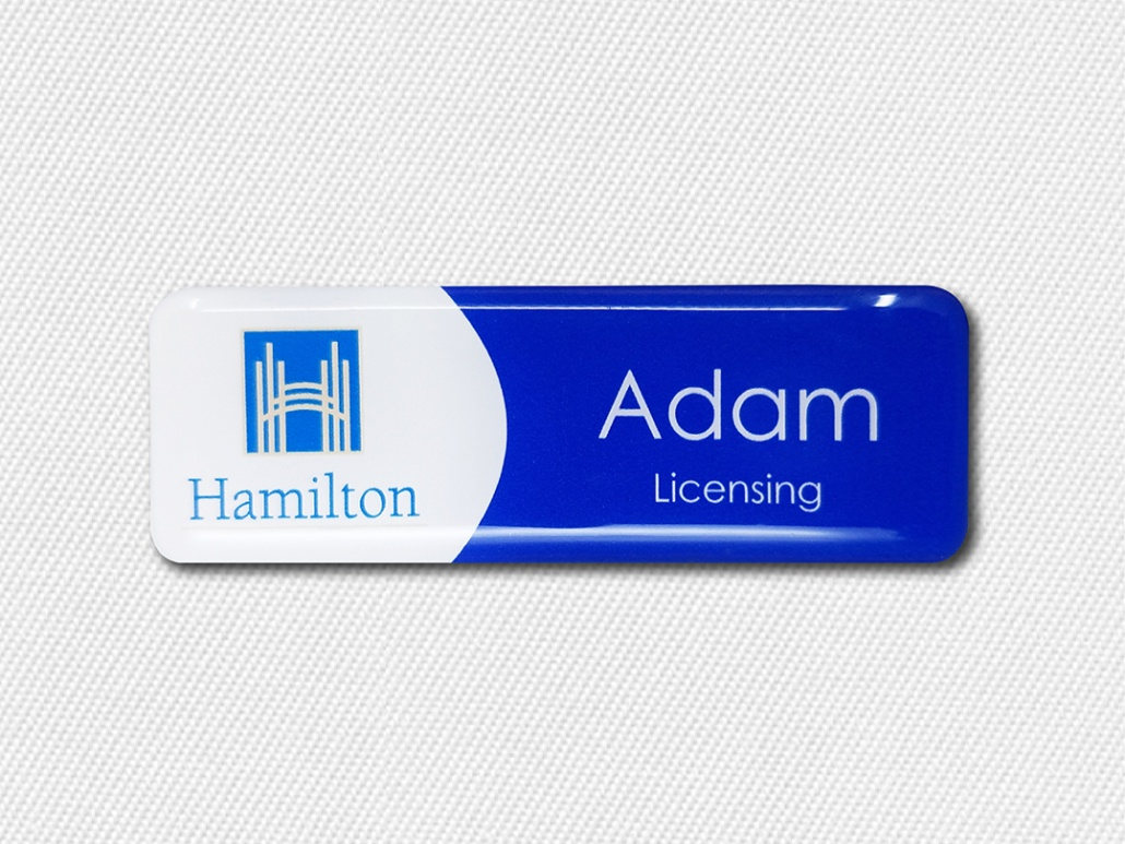Business Name Badges Why Should Employees Wear Them
