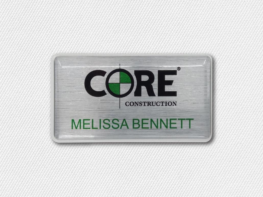 Executive Metal Name Badges The Benefits
