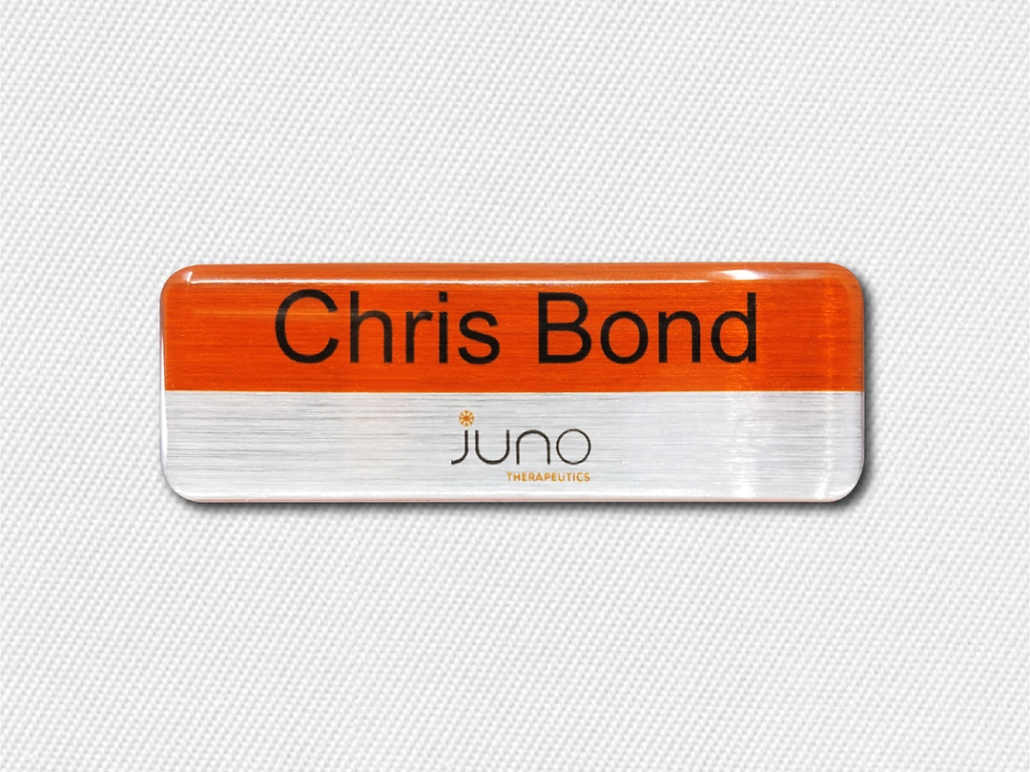 Four Reasons to Use Name Badges