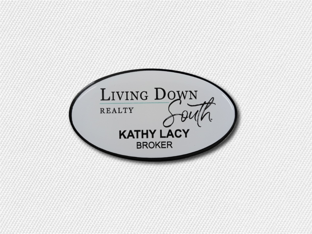 How to Sell More Properties With Real Estate Name Badges