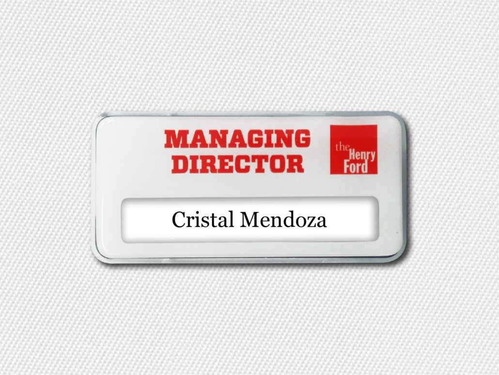 How to Use Hotel Name Badges