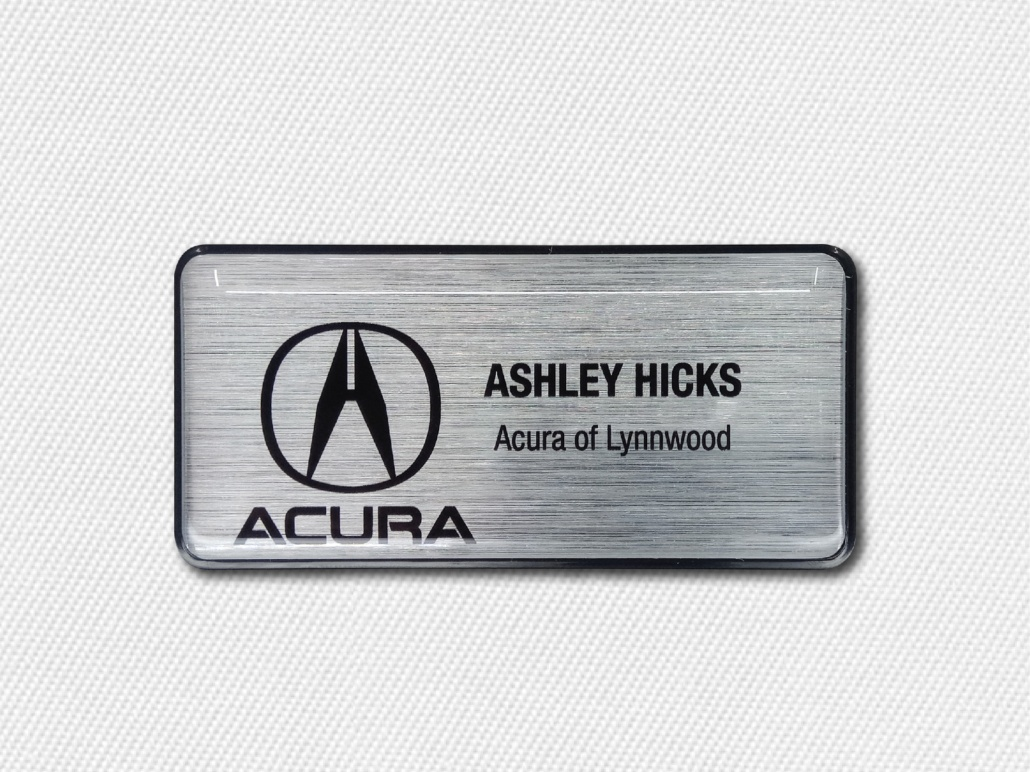 Industries that Benefit From Metal Name Badges