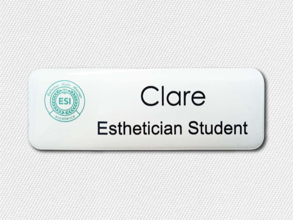 Magnetic Name Badges vs Pin Name Badges