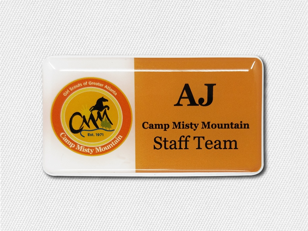 Name badges For Tour Guides