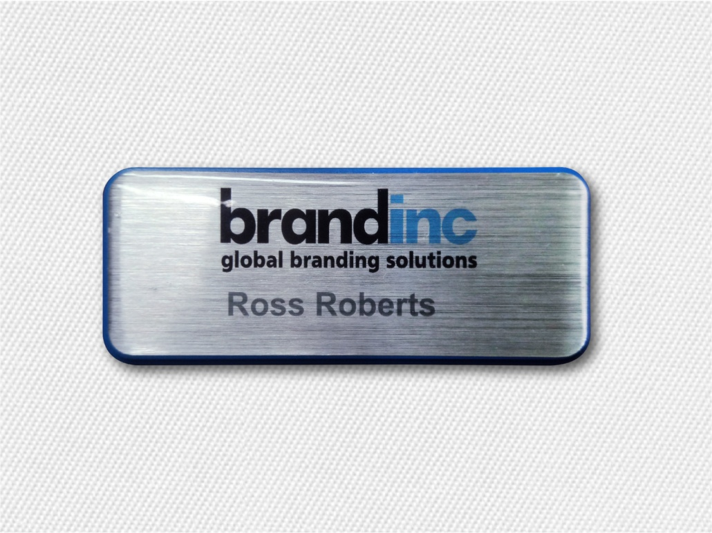 Seal the Deal with a Trade Show Name Badge