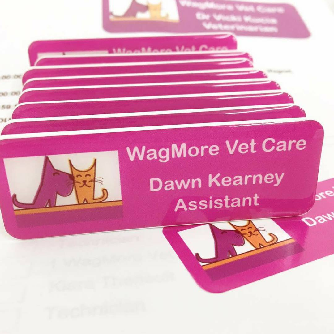 Veterinary Name Tags and More 7 Expert Tips for Uniform Essentials